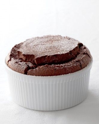 "See the ""Chocolate Souffle"" in our Mousse, Pudding, and Pastry Recipes gallery"