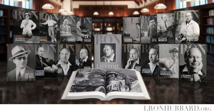 Visit the official L. Ron Hubbard site for unique content and insight into the founder of Dianetics and the Scientology religion. www.LRonHubbard.org
