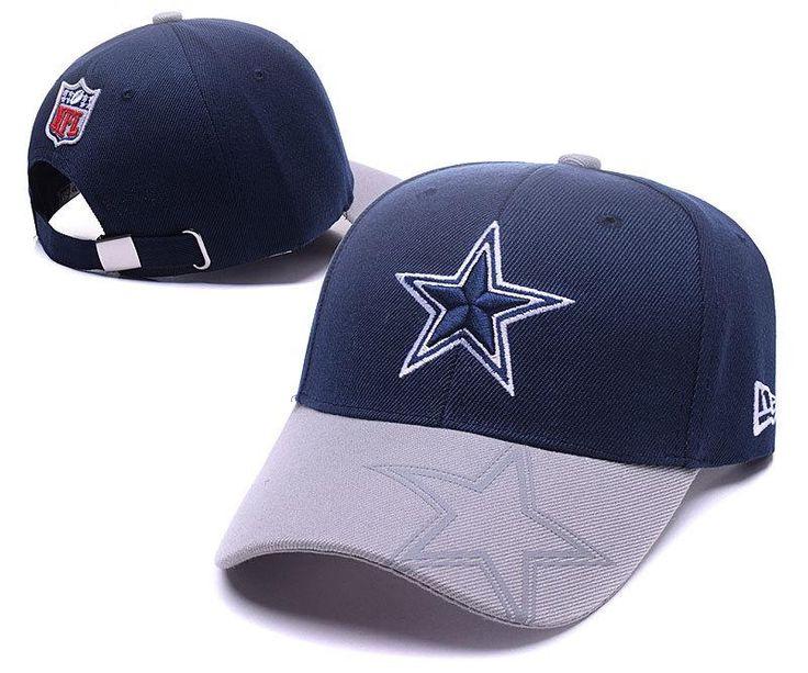 Men's / Women's Dallas Cowboys New Era 2016 NFL Sideline Slide Buckle Strap…