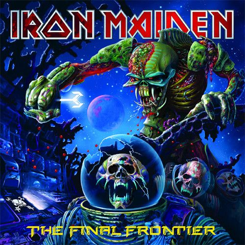 Iron Maiden The Final Frontier 180g Vinyl 2LP Iron Maiden news is always a welcomed thing, and we've got some. The metal legends will unleash a selection of new album reissues this year. BMG/Sanctuary