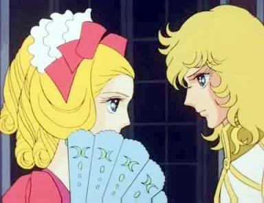 Anime of Rose of Versailles