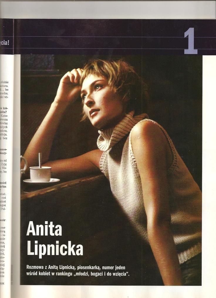 Wywiad z Anitą Lipnicką (Dlaczego)