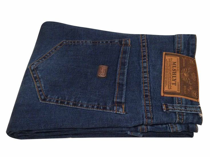 Мужские джинсы MLSHLYT идеальный выбор для тех, кто ищет хорошее качество мужских джинс по бюджетным ценам. Благодаря 5%ELASTAN в структуре ткани , такие джинсы не будут вытягиваться на коленях каждый раз когда вы присаживаетесь.