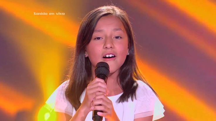 Manuela cantó Tú lo decidiste de Ana Gabriel – LVK Col – Audiciones a ci...