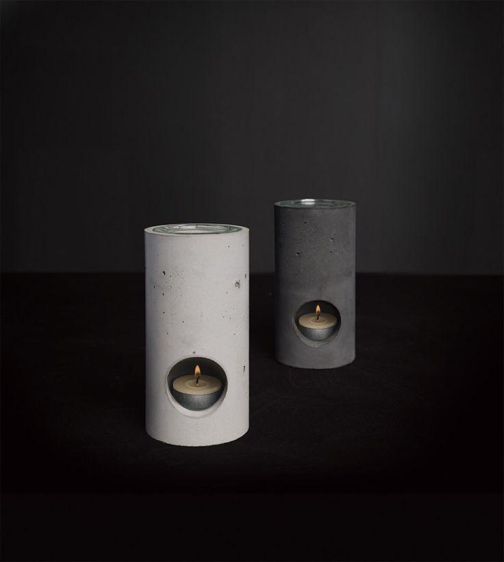 synergy / essential oil burner set