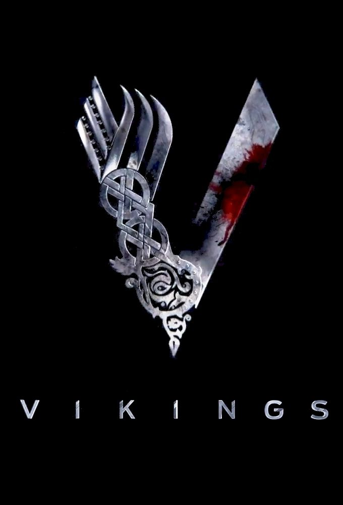 Vikings (History channel series) - Follows the adventures of Ragnar Lothbrok the greatest hero of his age. It is a really cool show; I love its sense of efficency and lack of vanity.