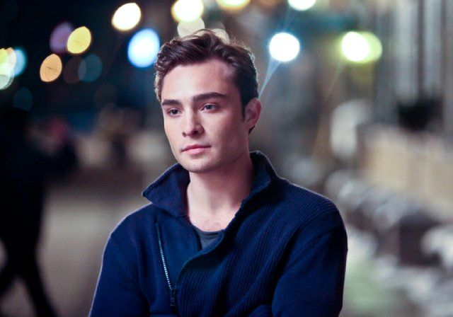 Still of Ed Westwick in Chalet Girl