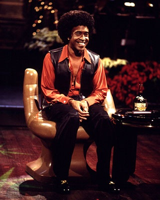 SNL's Tim Meadows as The Ladies Man, Leon Phelps, who answers all your romantic queries with the help of Courvoisier...