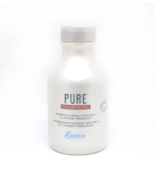 Sampon Euphytos PURE par normal: http://www.beautygarage.ro/sampon-euphytos-pure-par-normal