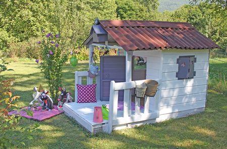 la cabane des petits... - laetibricole