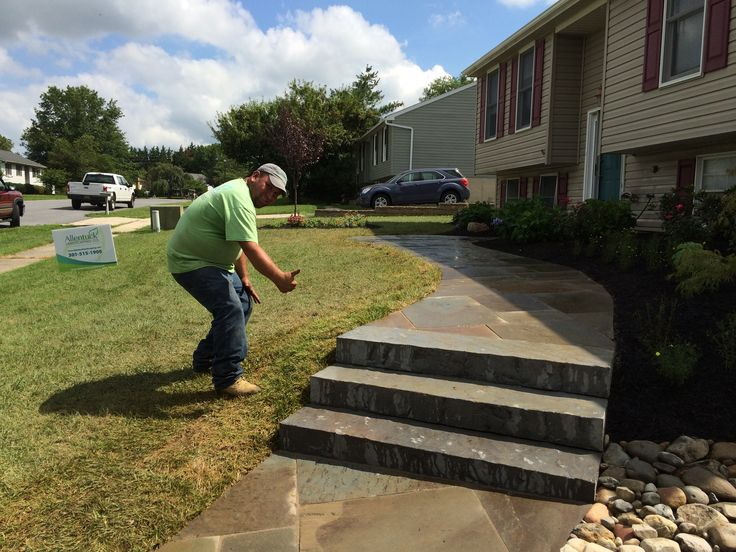 Pedro agrees, job well done! lovelandscaping greatteam