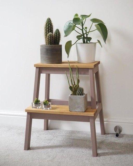Super Bekvam Step Stool Birch Ikea Plants In 2019 Therapy Machost Co Dining Chair Design Ideas Machostcouk