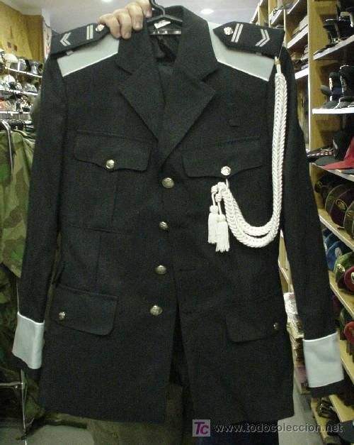 ANDORRA. UNIFORME DE GALA. SERVEI DE CIRCULACIÓ COMUNAL DE ESCALDES. ANDORRA. (Militar - Uniformes Extranjeros )