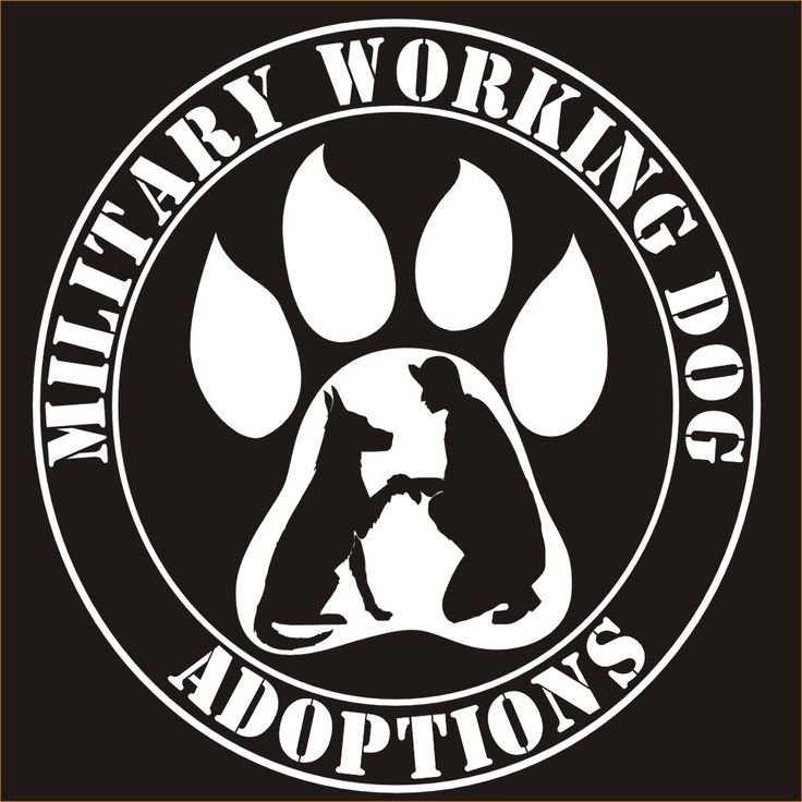 Military Working Dog Adoptions was established in 2008 for the purpose of educating Americans about how to find and adopt Retiring Military Working Dogs (MWDs). As retired MWDs currently receive no governmental benefits at the end of their useful lives of military service, this organization designates donations for medicines, surgical procedures and even End of Life arrangements for America's Hero K9 Warriors. Please Share!
