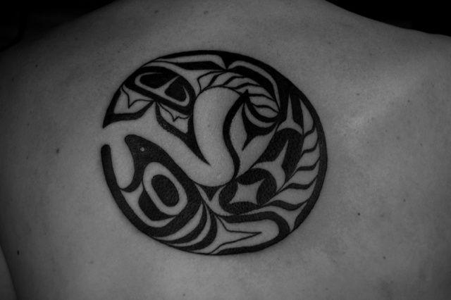 Haida art warms my soul