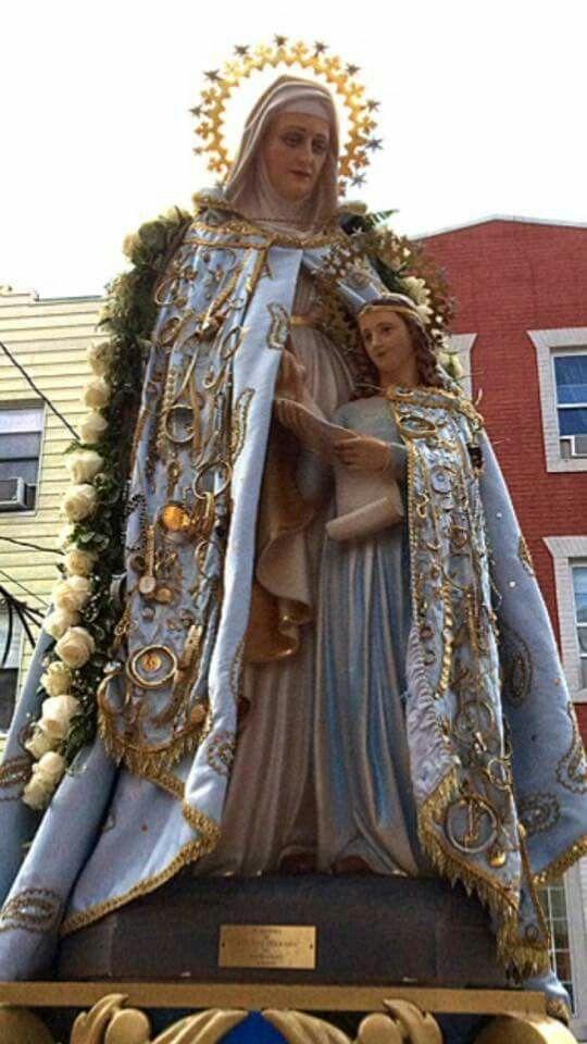 St. Anne pray for us