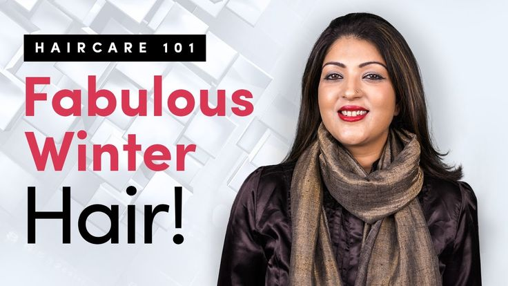 Haircare101 is back Today we'll talk abt how u can have a winter haircare routine  Watch Hina ans all ur  queries