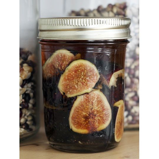 [ Recipes for a variety of ways of Preserving Figs ] Includes links to recipes for Figs in Brandy; Dried Figs; Fig Jam; Fig Chutney;  and Pickled Figs. ~ from theKitchn.com