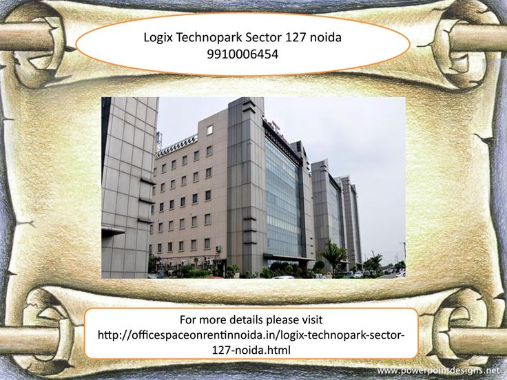 Logix technoprak noida 9910006454 expressway, rent office space for lease