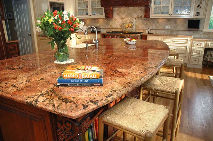 Granite countertops bordeaux granite countertops 1882 for Best material for kitchen cabinets in india