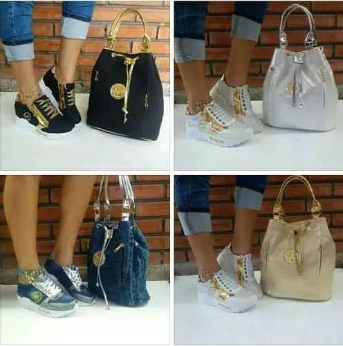 zapatos bota botines colombianos mk,caro