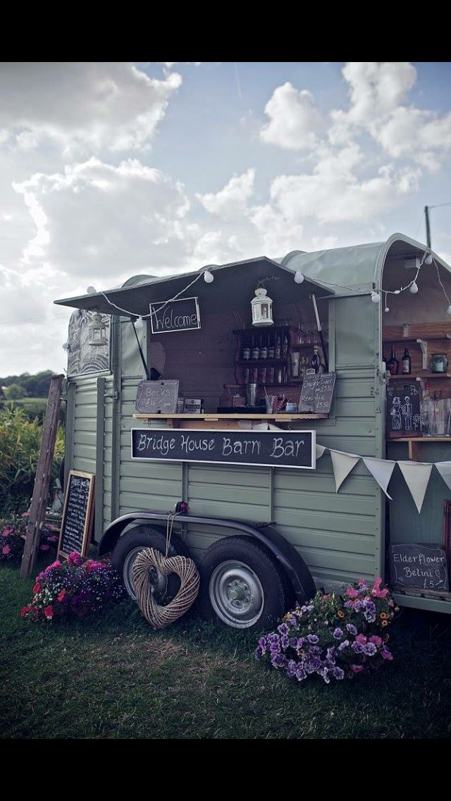 Bridge House Barn Horse Box Bar