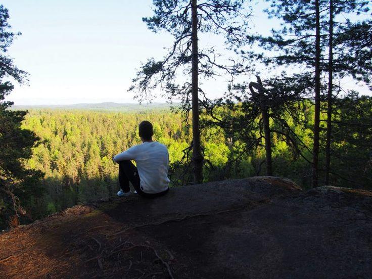 Kalajankierros Etelä-Konneveden kansallispuistossa / Kaikki on hetken tässä http://www.stoori.fi/kaikkionhetkentassa/kalajankierros-etela-konneveden-kansallispuistossa/
