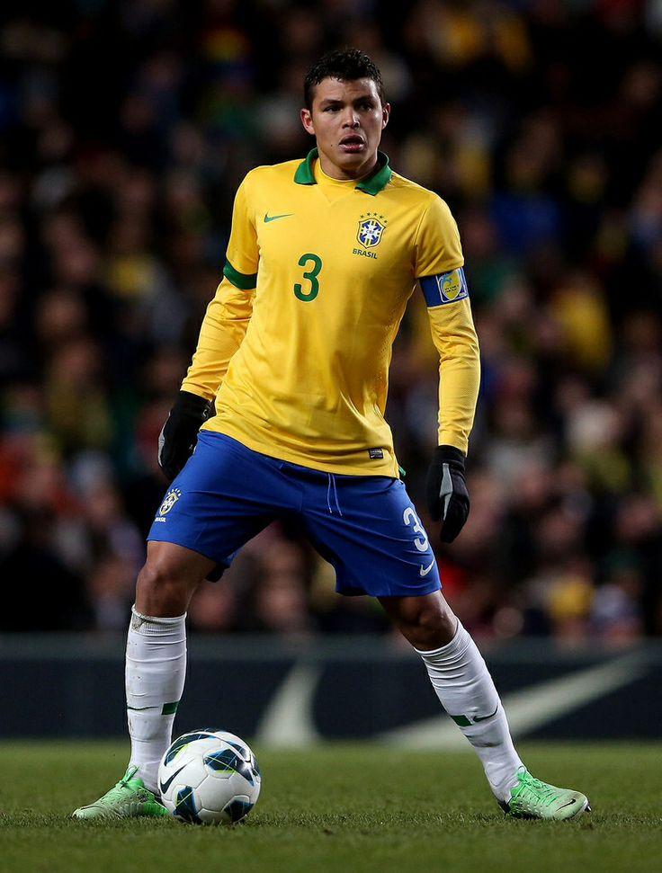 Thiago Silva: PSG/Brazil