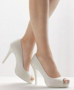 ¿Como escoger tus zapatos de novia?