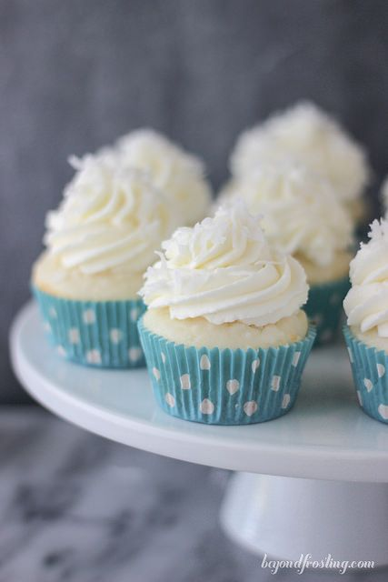Enjoy your favorite coconut cream pie but without all the fuss! These Coconut Cream Pie Cupcakes are BETTER than the pie!