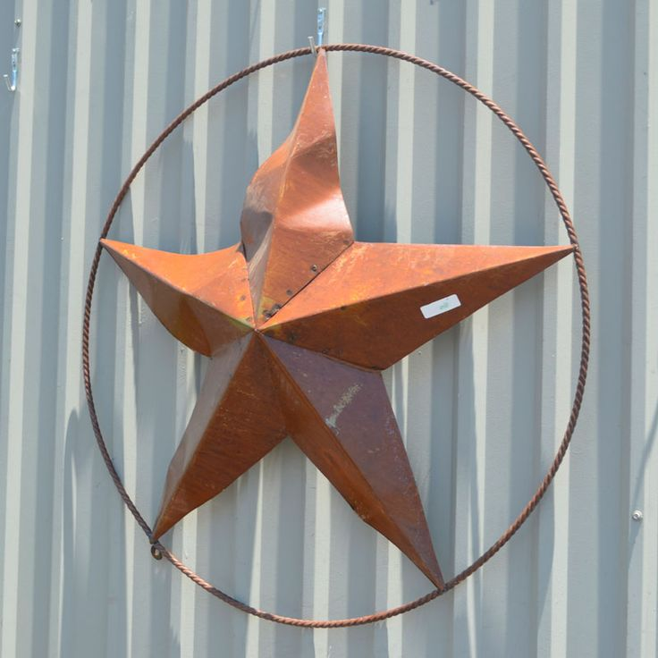 Texas Star Wall Art texas longhorn outdoor metal wall art | wall decor | austin