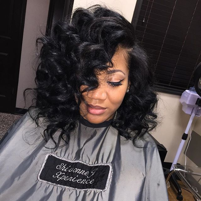 Best 25 Curly Bob Weave Ideas On Pinterest Quick Weave