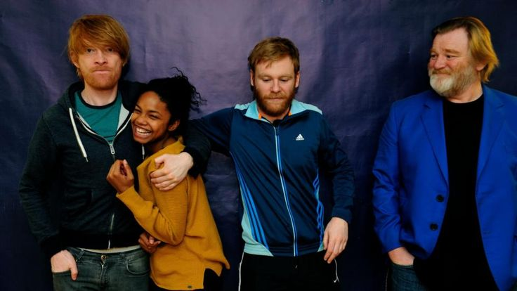 Brendan Gleeson and sons: 'There's no such thing as a normal family' Brendan Gleeson and sons Domhnall and Brian have established a recent acting dynasty. So what will happen when they finally share a stage together for the first... WWW.IRISHTIMES.COM