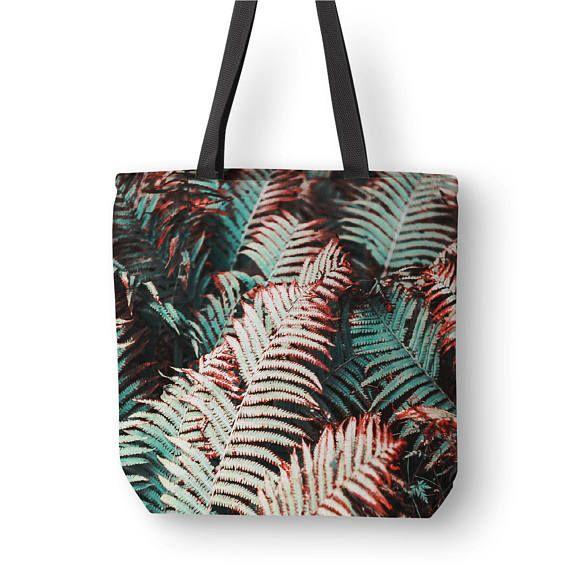 Nature Tote Bag Plants Bag Photo Totebag Best Tote Bags