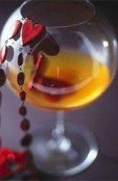 """Cocktail vin blanc """"philtre d'amour"""""""
