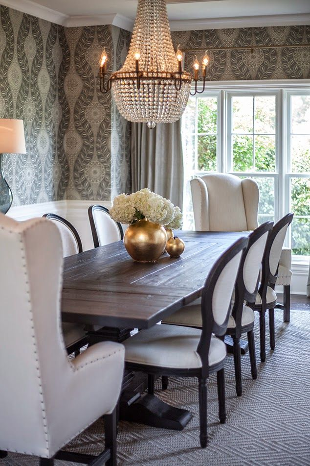 94 best images about Dining Room Ideas on Pinterest | Farmhouse ...