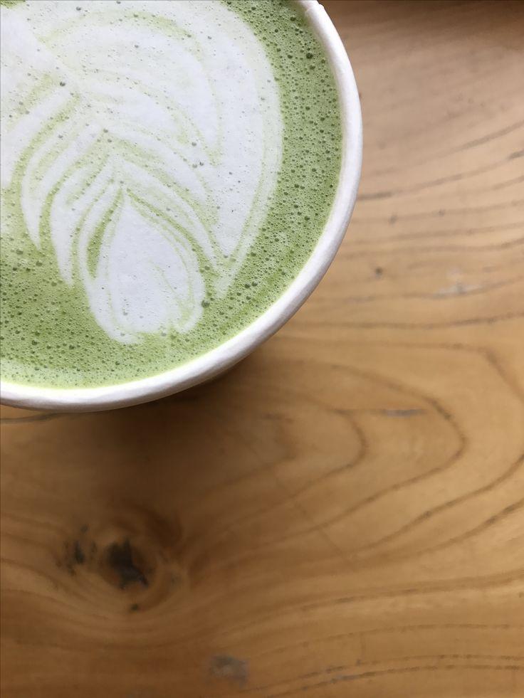 Matcha latte 👌