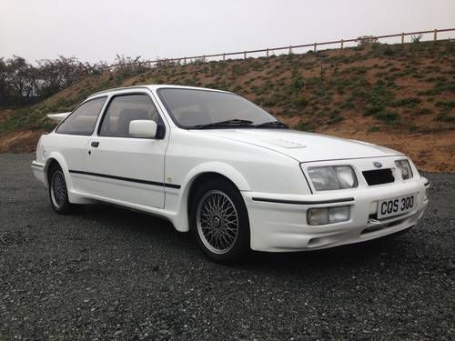 1987 Sierra Cosworth 3 Door