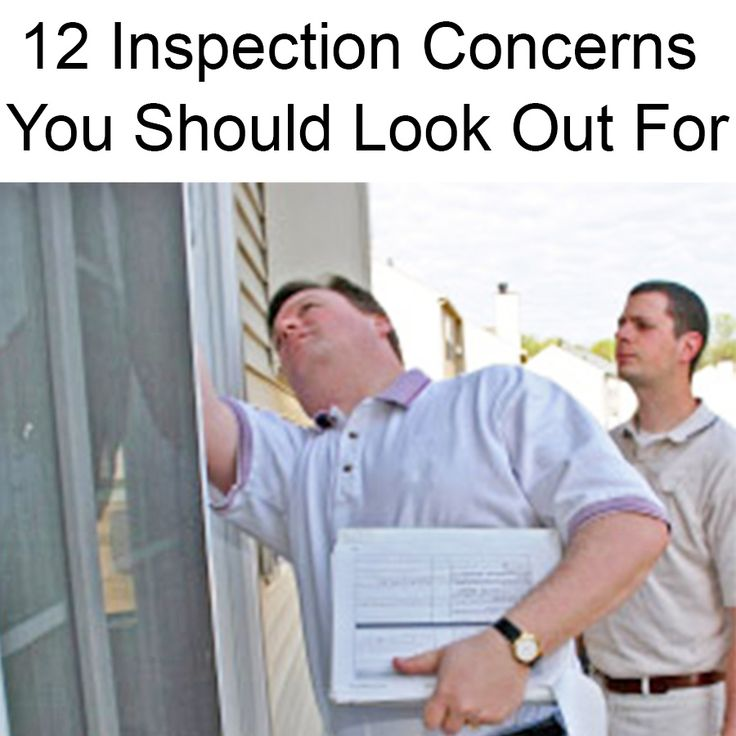 12 Red Flags That Should Raise Concern on home inspection | Local Records Office