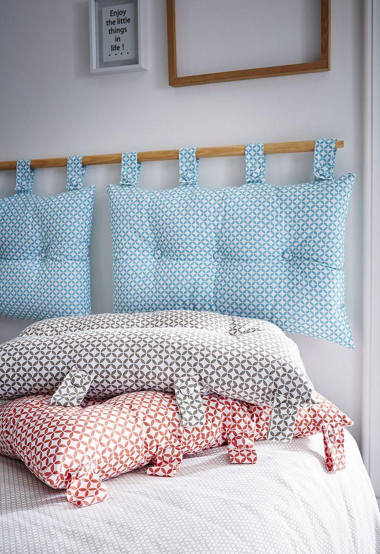 """Tête de lit """"Maory"""" (dim. 45x70cm) - TODAY"""
