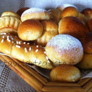 Pasta Brioche – Brioches dolci