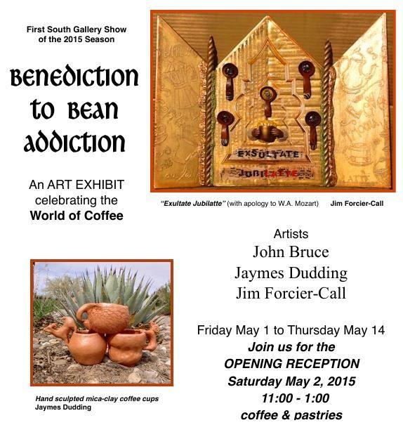 Jemez Fine Art - Benediction to Bean Addiction