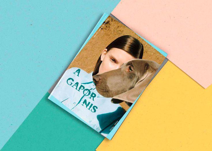 Agapornis Magazine refleja el vínculo entre las personas y los animales y cómo éste se plasma en el arte, el diseño, la fotografía o la moda.