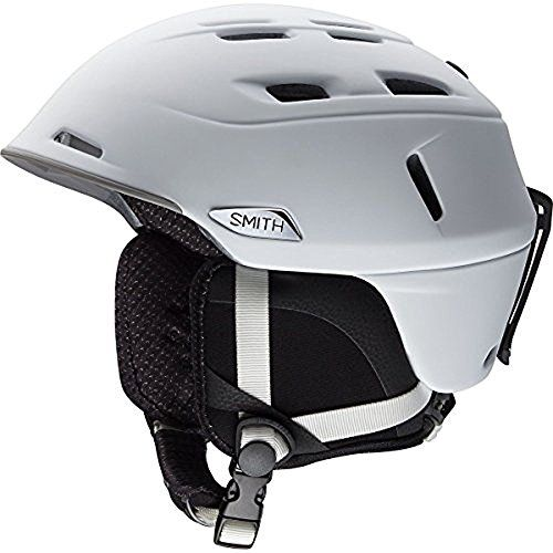 Smith Optics Unisex Adult Camber Snow Sports Helmet  Matte White Small 5155CM >>> Click image to review more details. (This is an affiliate link and I receive a commission for the sales) #AdultSki Helmet