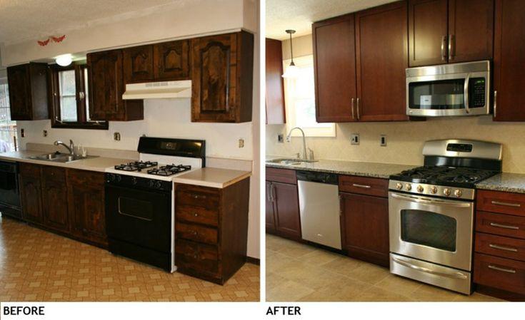 reformierte küchen - vor und nach der großen veränderung