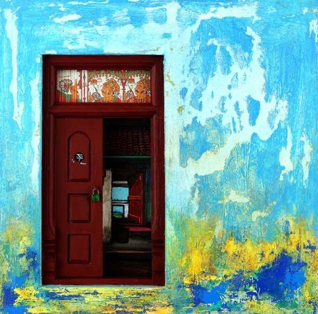 Art piece by Santhana Krishnan......on my wishlist :)