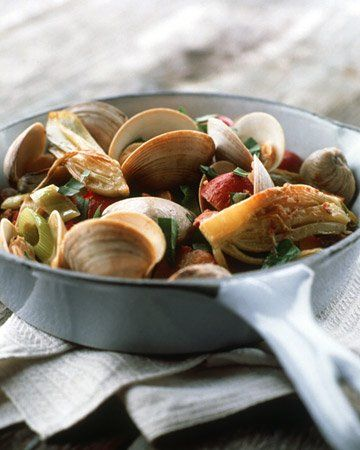 ... Pan Roast with Sausage and Fennel | Recipe | Clams, Fennel and Roasts