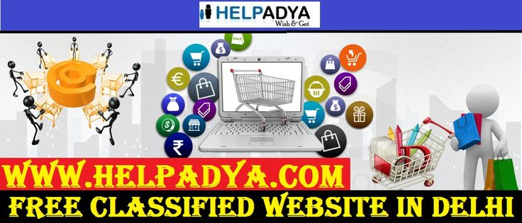 Find For Best Free Classified Website in Delhi  HelpAdyais aFree Classified Website in Delhiwhere you can post ads related to various product and services. Here you canPost Free Adsto buy and sell in Delhi, India.To know more aboutfree ad posting sitevisitwww.helpadya.com. For more information please call at +91-8527198118.
