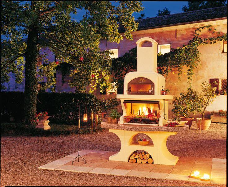 Capri #Barbecue #Palazzetti