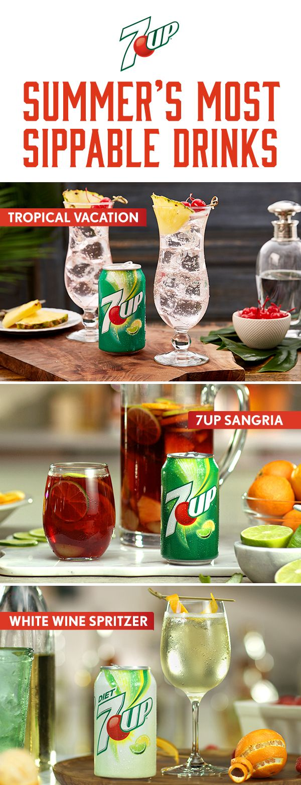 Summer's Most Sippable Drinks. Must be 21+ Please drink responsibly. Age Verification Required.